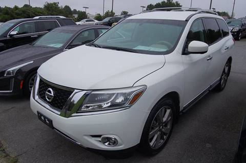 2014 Nissan Pathfinder for sale at Modern Motors - Thomasville INC in Thomasville NC