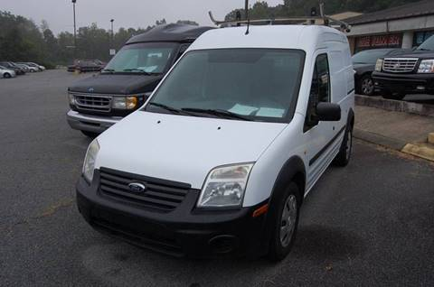 2012 Ford Transit Connect for sale at Modern Motors - Thomasville INC in Thomasville NC
