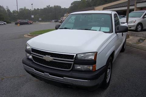 2007 Chevrolet Silverado 1500 Classic for sale at Modern Motors - Thomasville INC in Thomasville NC