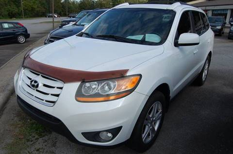 2011 Hyundai Santa Fe for sale at Modern Motors - Thomasville INC in Thomasville NC