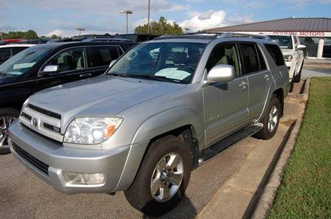 2004 Toyota 4Runner for sale at Modern Motors - Thomasville INC in Thomasville NC