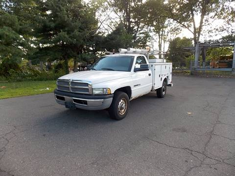 2001 Dodge Ram Pickup 2500 for sale in Meriden CT