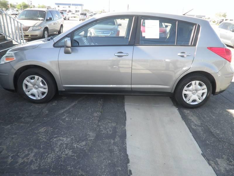 2012 Nissan Versa 1.8 S 4dr Hatchback 4A - Victorville CA