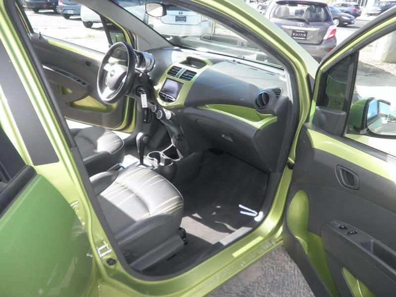 2014 Chevrolet Spark 1LT CVT 4dr Hatchback - Victorville CA