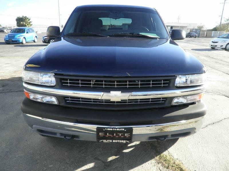 2005 Chevrolet Tahoe LS 4WD 4dr SUV - Victorville CA