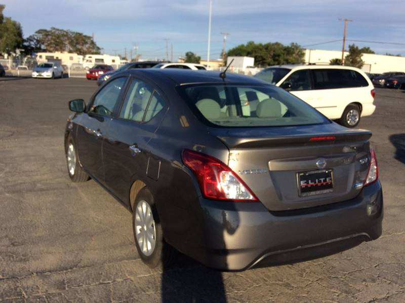 2016 Nissan Versa 1.6 SV 4dr Sedan - Victorville CA