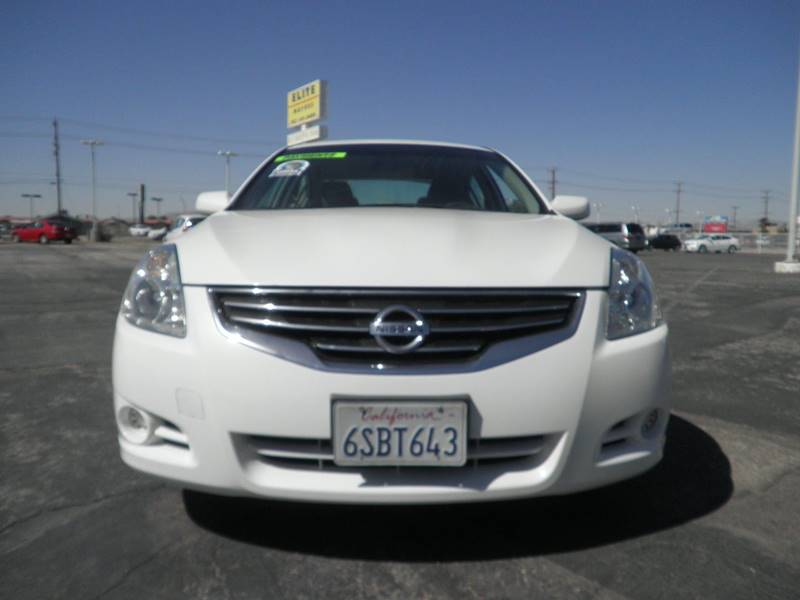 2011 Nissan Altima 2.5 S 4dr Sedan - Victorville CA