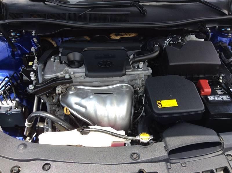 2015 Toyota Camry SE 4dr Sedan - Victorville CA
