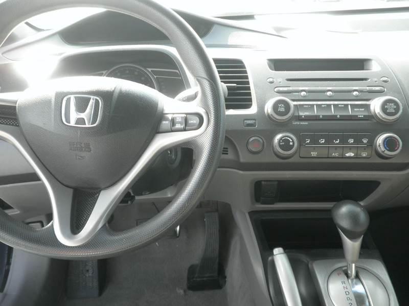 2011 Honda Civic LX 4dr Sedan 5A - Victorville CA