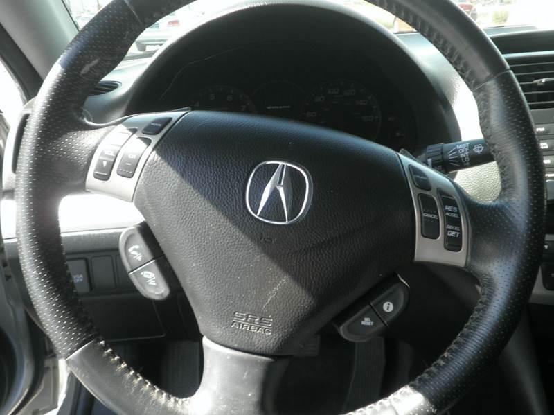 2008 Acura TSX 4dr Sedan 5A - Victorville CA