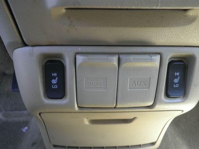 2008 Honda Odyssey EX-L 4dr Mini-Van - Victorville CA