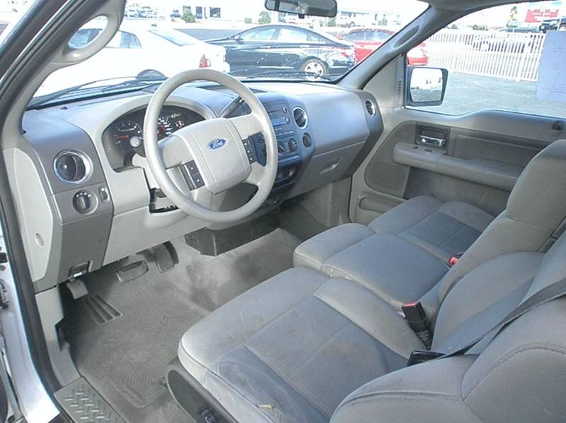2007 Ford F-150 XLT 4dr SuperCab Styleside 5.5 ft. SB - Victorville CA