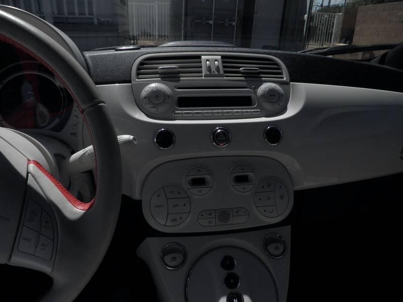 2013 FIAT 500e 2dr Hatchback - Victorville CA