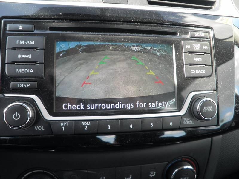 2016 Nissan Sentra SV 4dr Sedan - Victorville CA