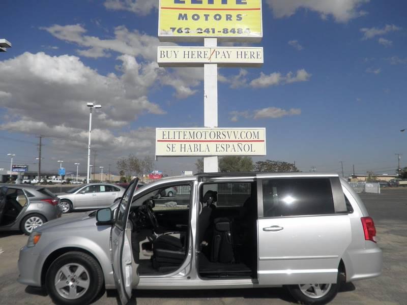 2012 Dodge Grand Caravan SXT 4dr Mini-Van - Victorville CA