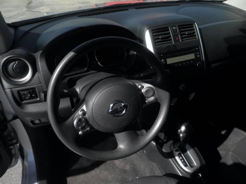2014 Nissan Versa 1.6 SV 4dr Sedan - Victorville CA