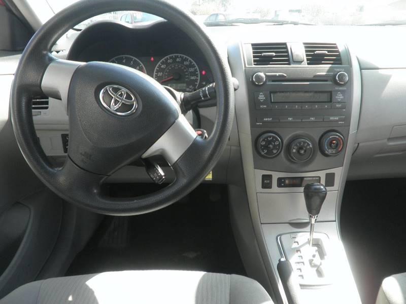 2011 Toyota Corolla LE 4dr Sedan 4A - Victorville CA