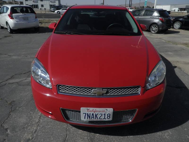 2013 Chevrolet Impala LS Fleet 4dr Sedan - Victorville CA