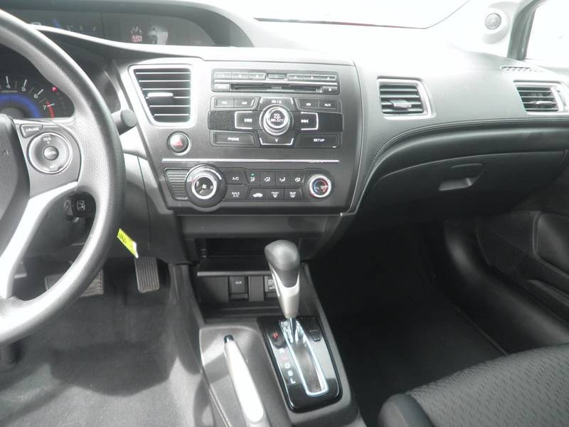 2014 Honda Civic LX 2dr Coupe CVT - Victorville CA