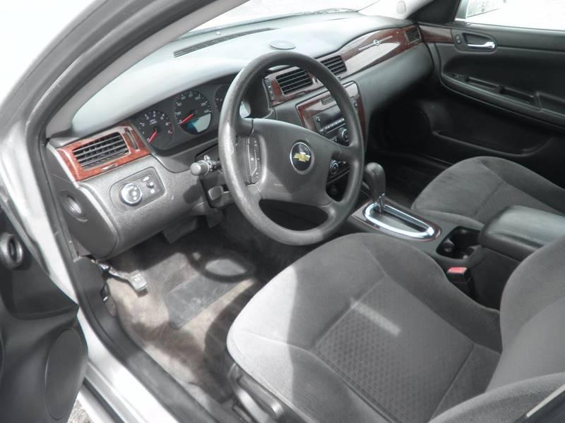 2010 Chevrolet Impala LS 4dr Sedan - Victorville CA