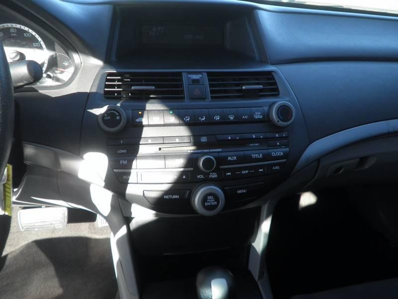 2008 Honda Accord EX 4dr Sedan 5A - Victorville CA
