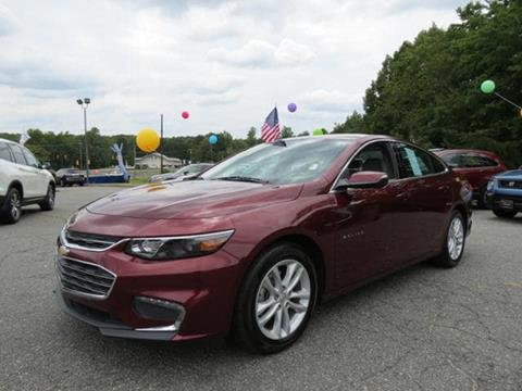2016 Chevrolet Malibu for sale in Forest City, NC