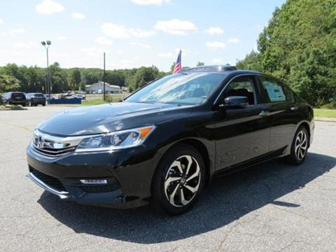 2017 Honda Accord for sale in Forest City, NC