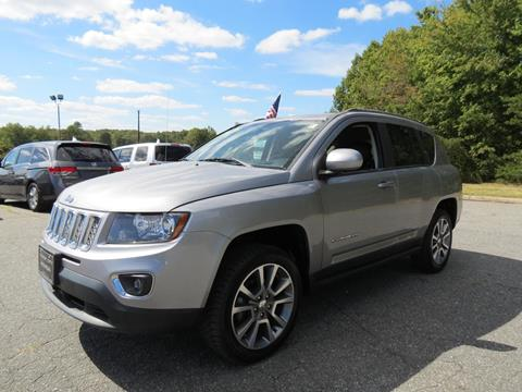 2014 Jeep Compass for sale in Forest City, NC