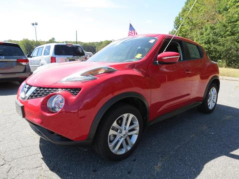 2016 Nissan JUKE for sale in Forest City, NC