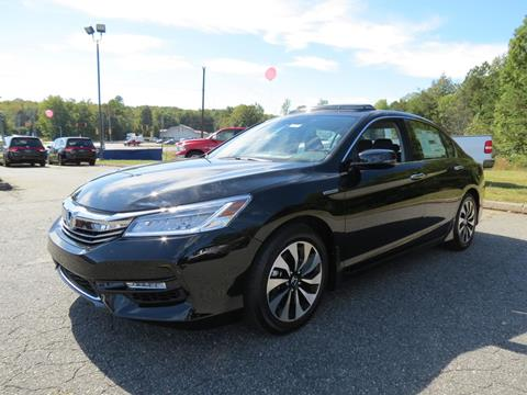 2017 Honda Accord Hybrid for sale in Forest City, NC