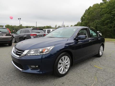 2015 Honda Accord for sale in Forest City, NC