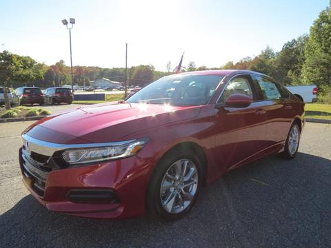2018 Honda Accord for sale in Forest City, NC