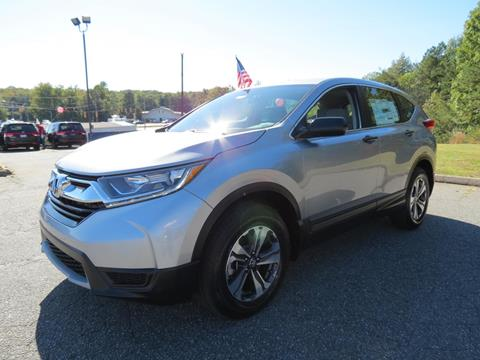 2017 Honda CR-V for sale in Forest City, NC