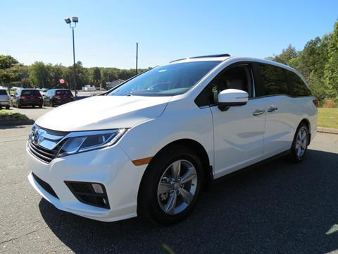 2018 Honda Odyssey for sale in Forest City, NC