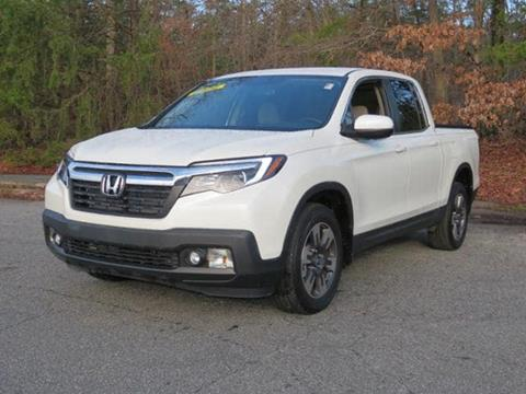 2017 Honda Ridgeline for sale in Forest City, NC