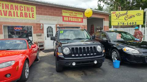 2011 Jeep Patriot for sale in Middletown, DE