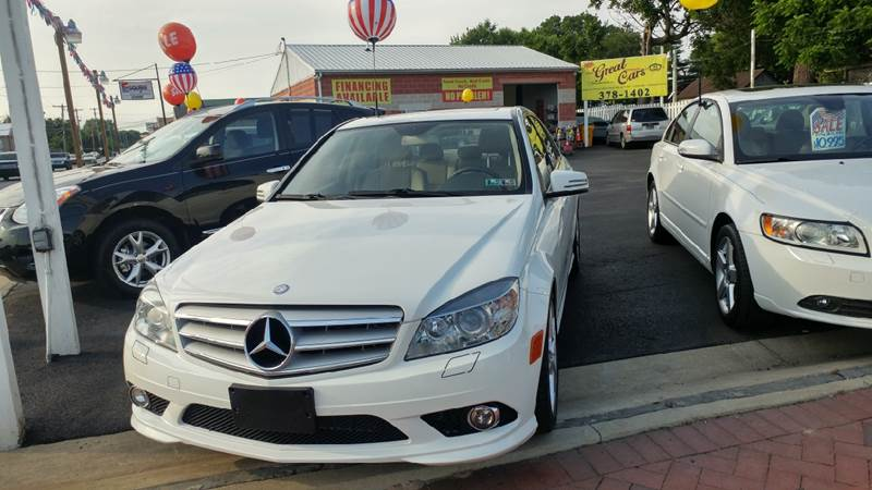 2010 Mercedes Benz C Class For Sale At Great Cars By Maranatha Motors In