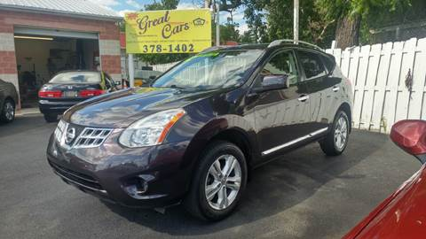 2012 Nissan Rogue for sale in Middletown, DE