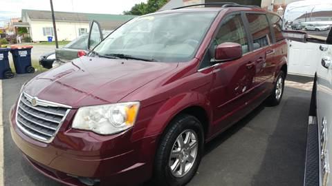 2008 Chrysler Town and Country for sale in Middletown, DE