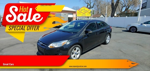 2014 Ford Focus for sale in Middletown, DE