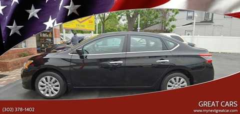 2015 Nissan Sentra for sale in Middletown, DE