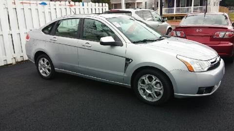 2008 Ford Focus for sale in Middletown, DE