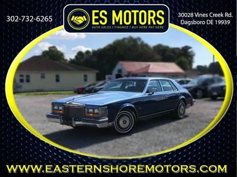 1980 Cadillac Seville For Sale In Miami Fl Carsforsale Com