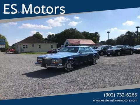 1980 Cadillac Seville For Sale Carsforsale Com