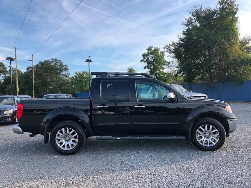 2009 Nissan Frontier 4x4 Se V6 4dr Crew Cab Swb Pickup 5a In