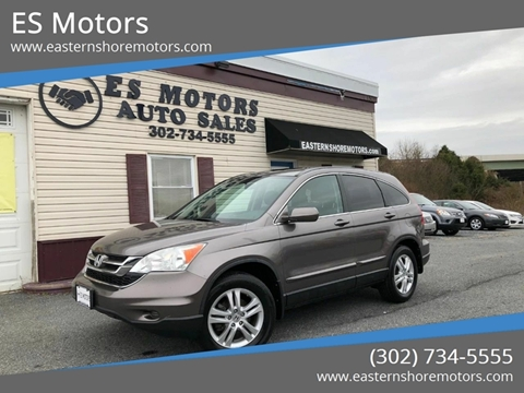 2011 Honda CR-V for sale in Dover, DE