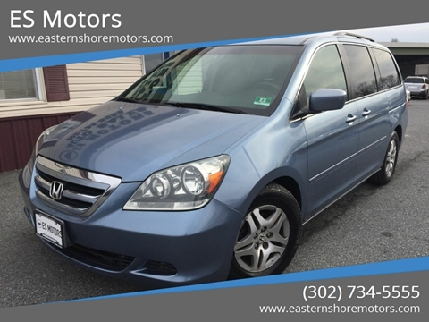 2005 Honda Odyssey for sale in Dover, DE