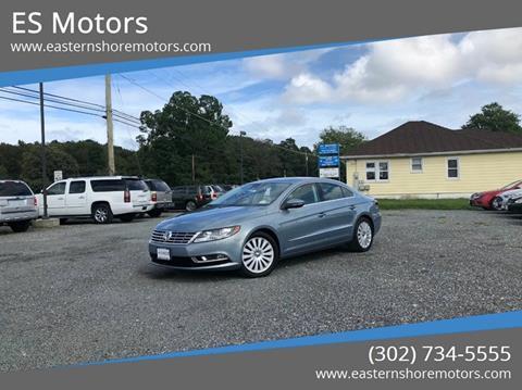 2013 Volkswagen CC for sale in Dover, DE