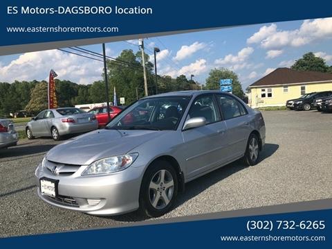 2005 Honda Civic for sale in Dagsboro, DE
