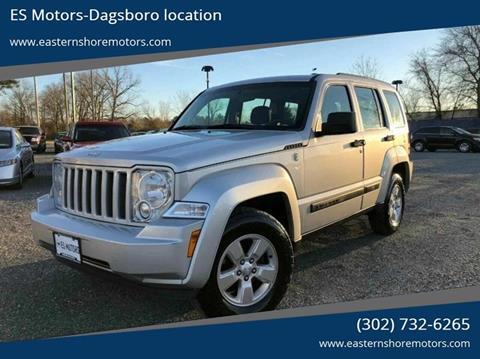 2012 Jeep Liberty for sale in Dagsboro, DE